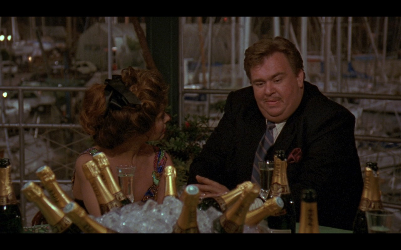 Piper-Heidsieck Champagne - Once Upon a Crime (1992) Movie Product Placement