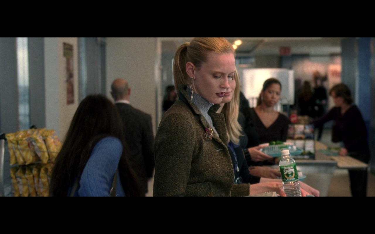 Poland Spring Water – The Devil Wears Prada (2006) Movie Product Placement
