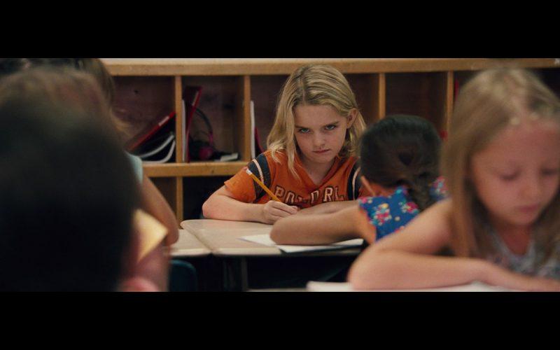 Polo Ralph Lauren Girls Orange T-Shirt – Gifted (2017)