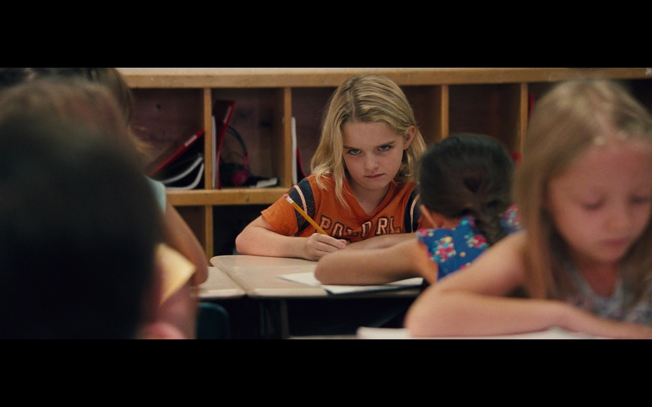 Polo Ralph Lauren Girls Orange T-Shirt – Gifted (2017) Movie Product Placement