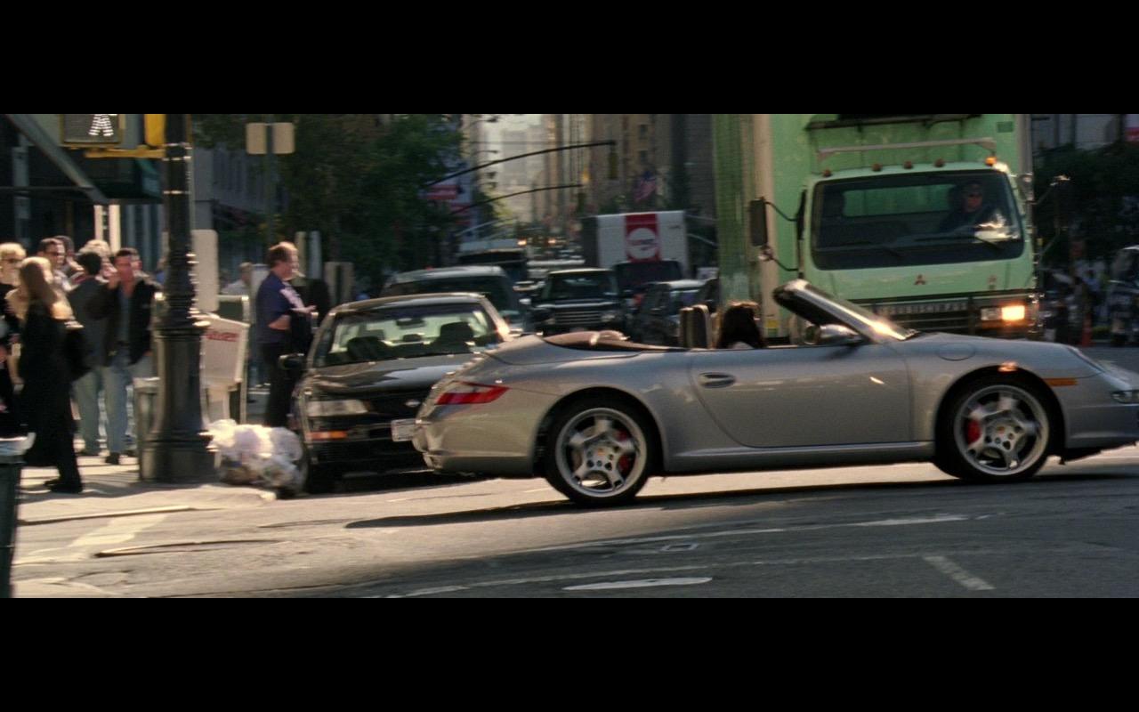Porsche 911 Carrera S Cabriolet – The Devil Wears Prada (2006) Movie Product Placement