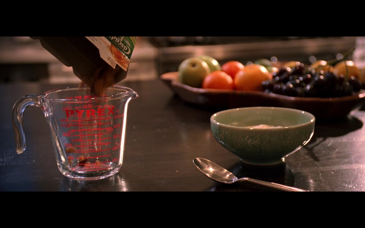 Pyrex – The Devil Wears Prada (2006) Movie Product Placement