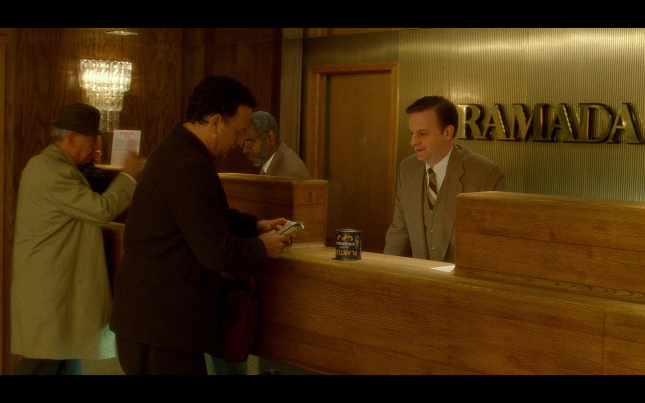 Ramada Hotel – The Terminal (2004) Movie Product Placement
