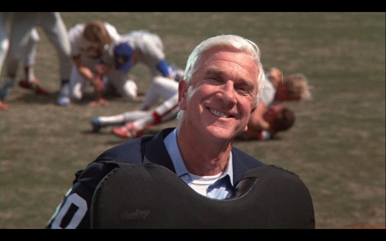 Rawlings Sports Equipment - The Naked Gun: From the Files of Police Squad! (1988) Movie Product Placement