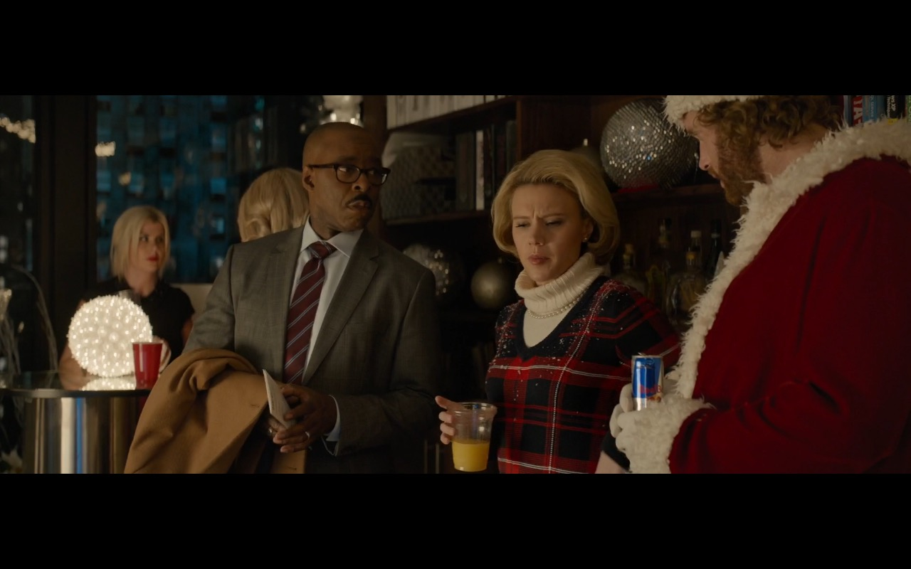 Red Bull Energy Drink – Office Christmas Party (2016) Movie Product Placement