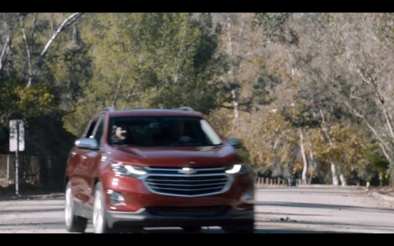 Red Chevrolet Equinox – This Is Us (1)