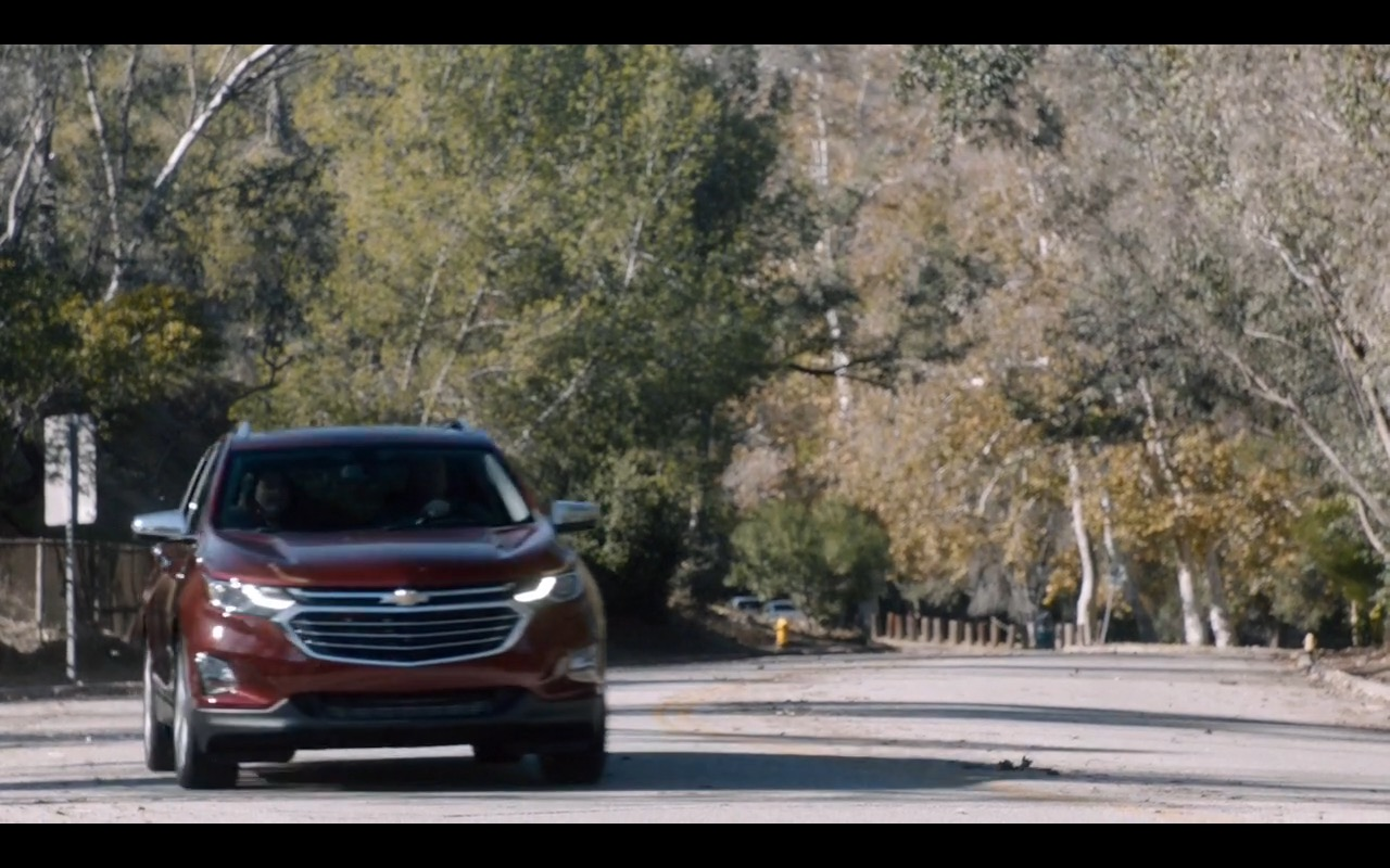 Red Chevrolet Equinox - This Is Us TV Show Product Placement