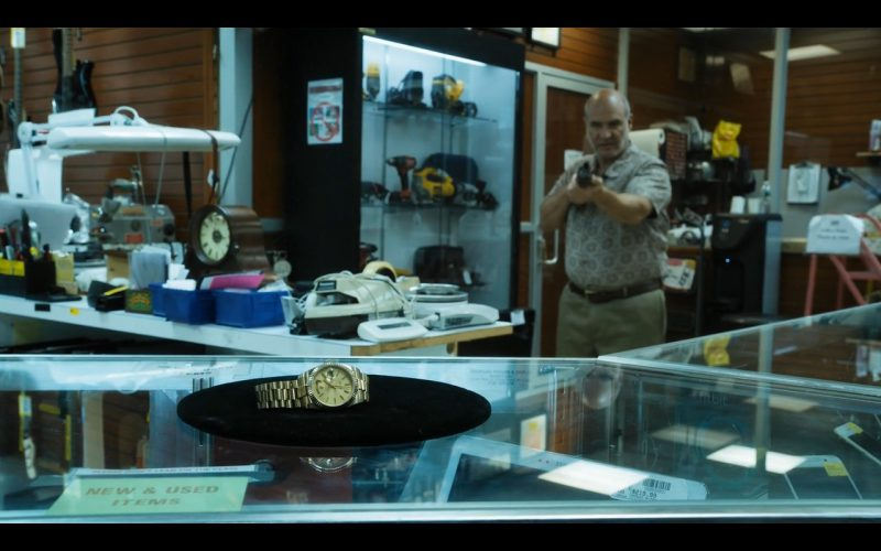 Rolex Daytona Watch - Sneaky Pete TV Show Product Placement