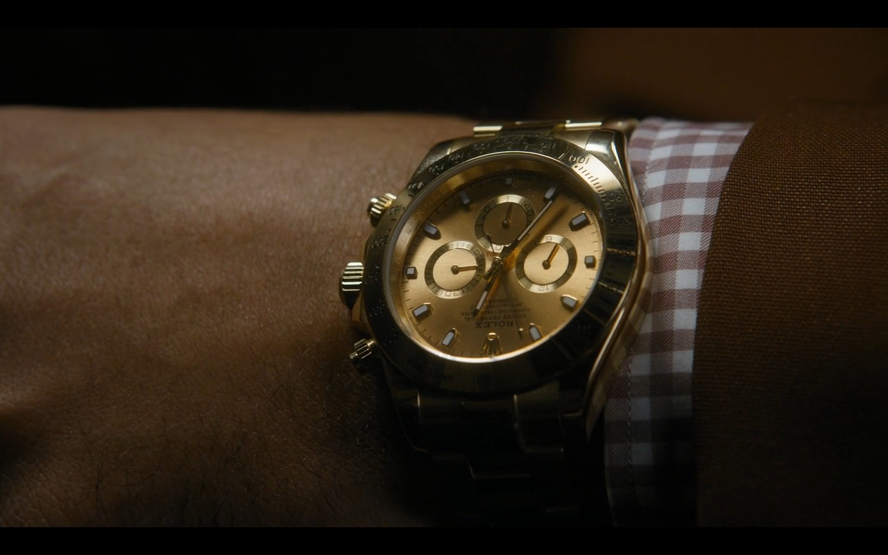 Rolex Oyster Perpetual Watch - Sneaky Pete TV Show Product Placement