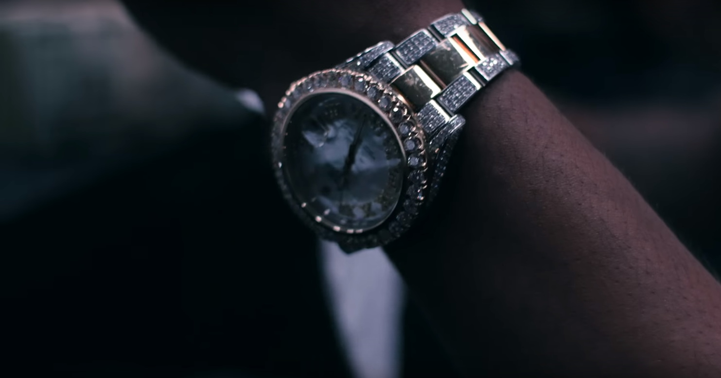 Rolex Watch – 41 – YoungBoy Never Broke Again Official Music Video Product Placement