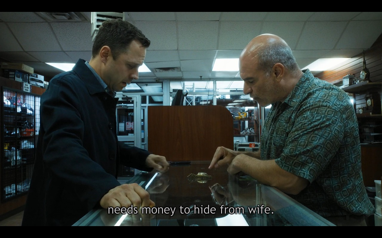 Rolex Watches - Sneaky Pete TV Show Product Placement