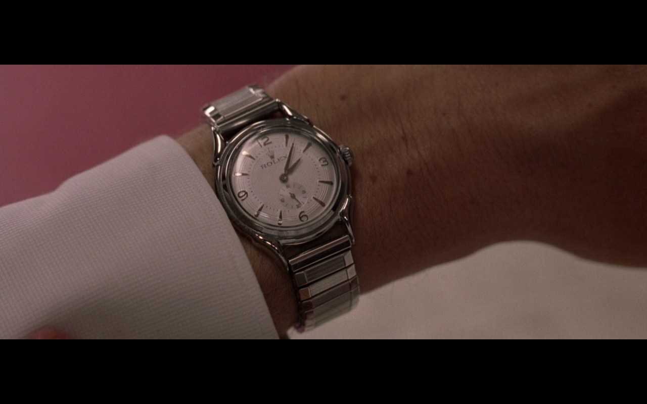 Rolex watch - L.A. Confidential (1997) Movie Product Placement