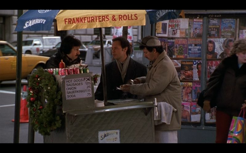 Sabrett Hot Dogs – When Harry Met Sally… (1989)
