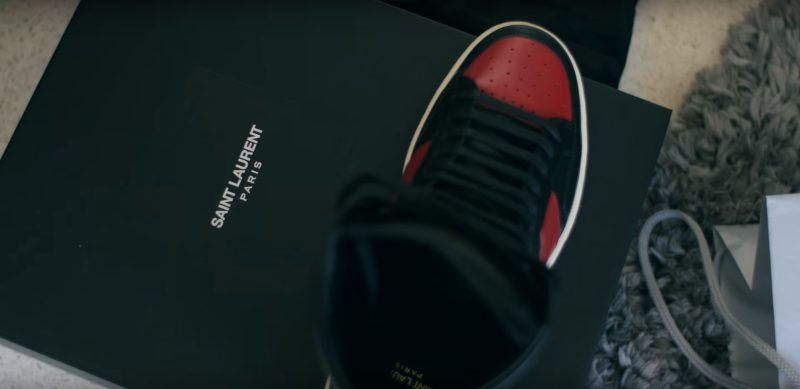 Saint Laurent Shoes – 41 – YoungBoy Never Broke Again Official Music Video Product Placement
