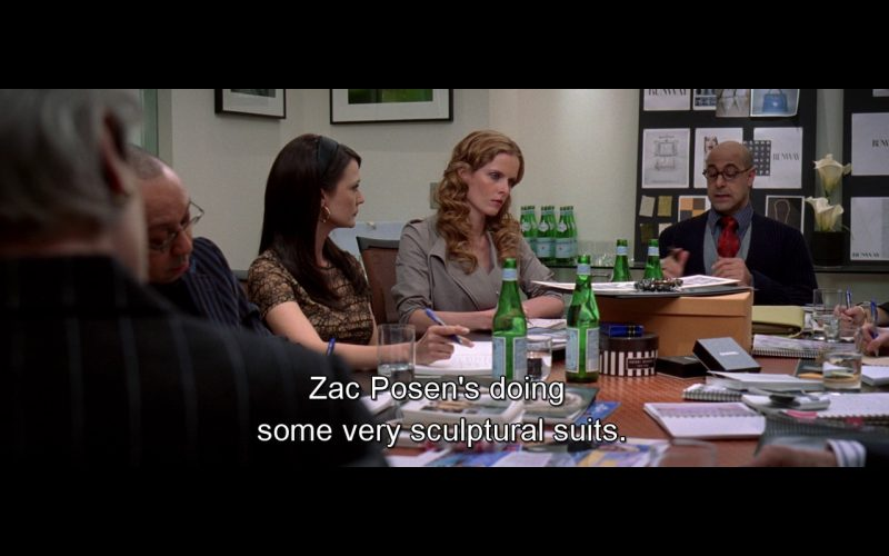 San Pellegrino And Zac Posen – The Devil Wears Prada (2006)