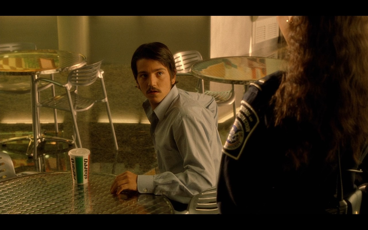 Sbarro And Pepsi – The Terminal (2004) Movie Product Placement