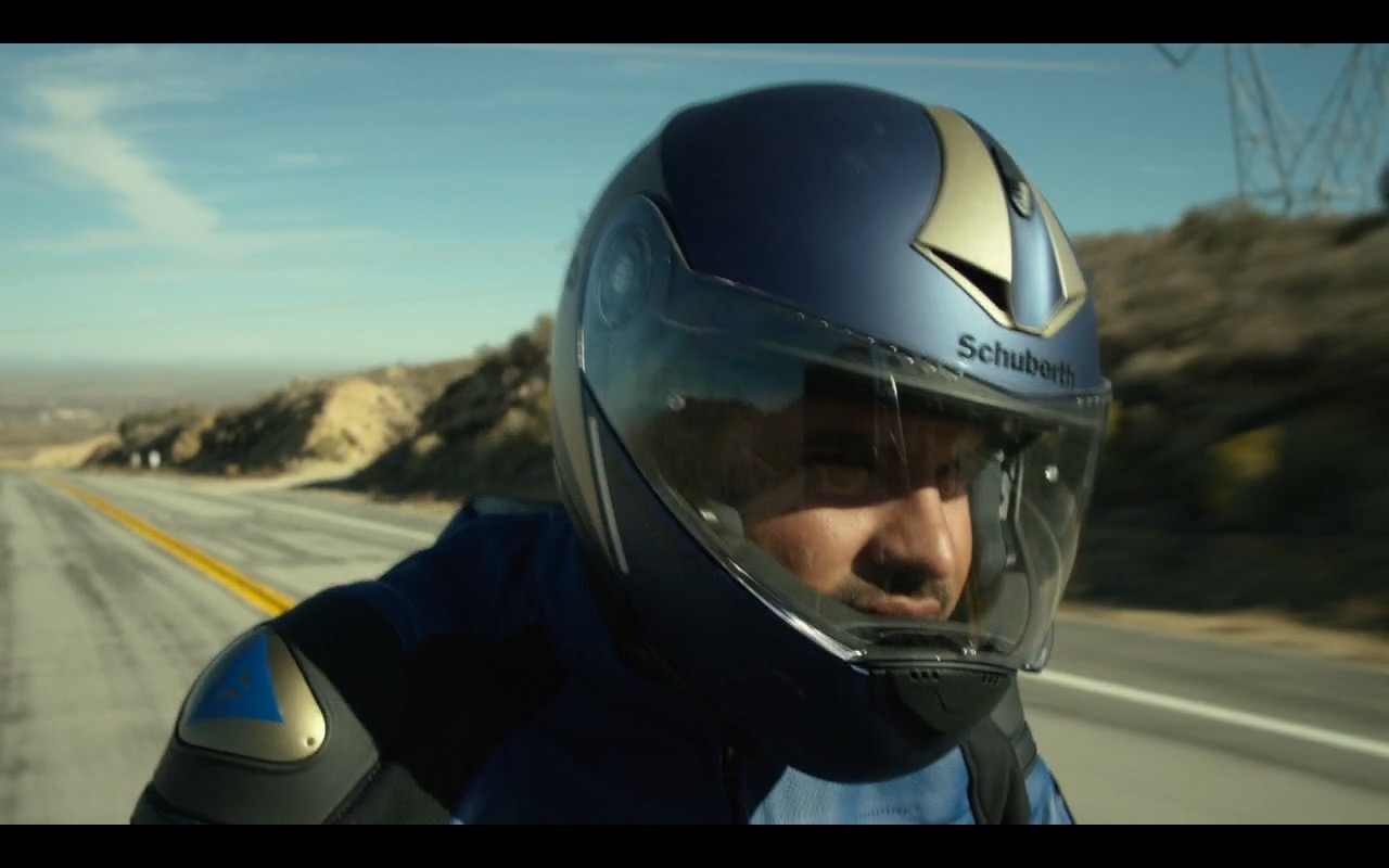 Schuberth Motorcycle Helmets – CHIPS (2017) Movie Product Placement