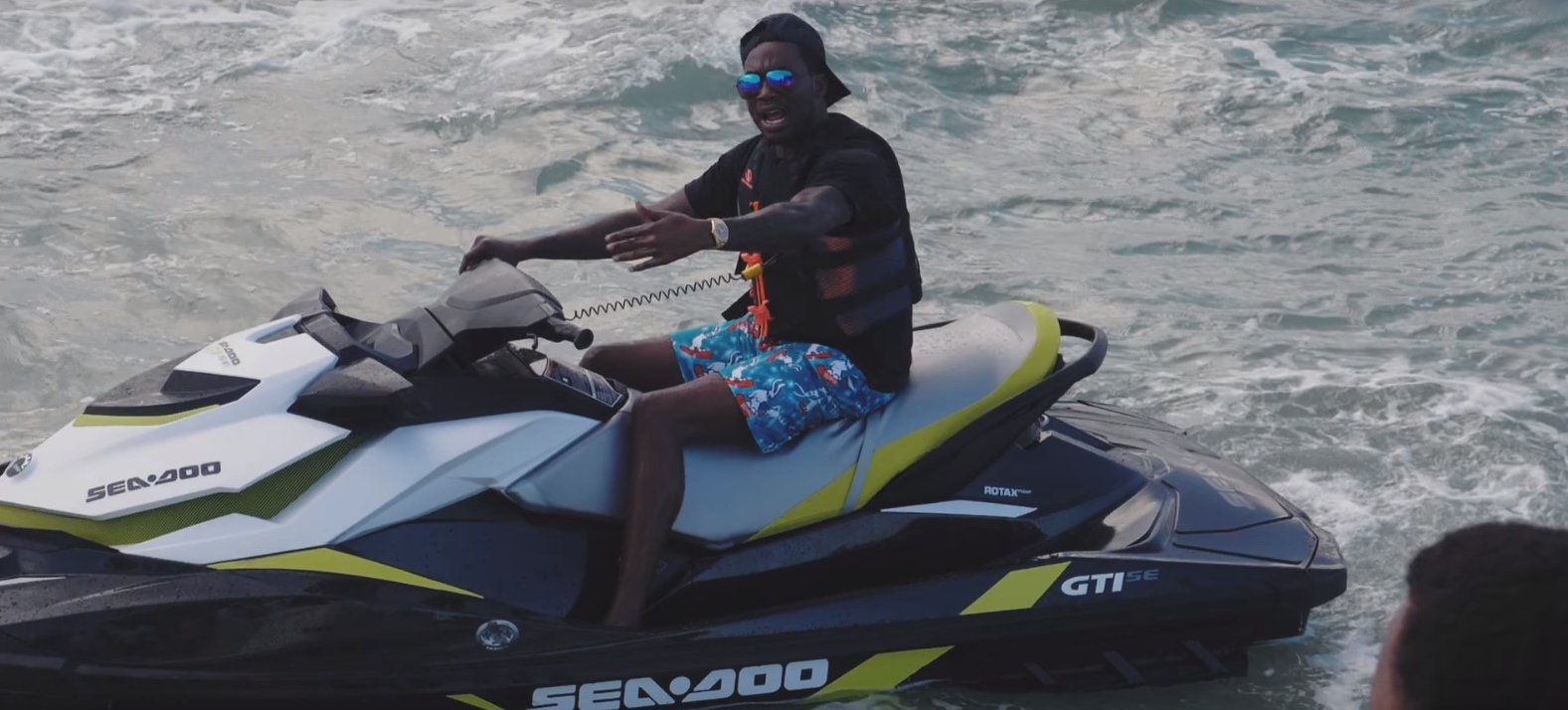 Sea-Doo Watercraft - Meek Mill - Issues Official Music Video Product Placement