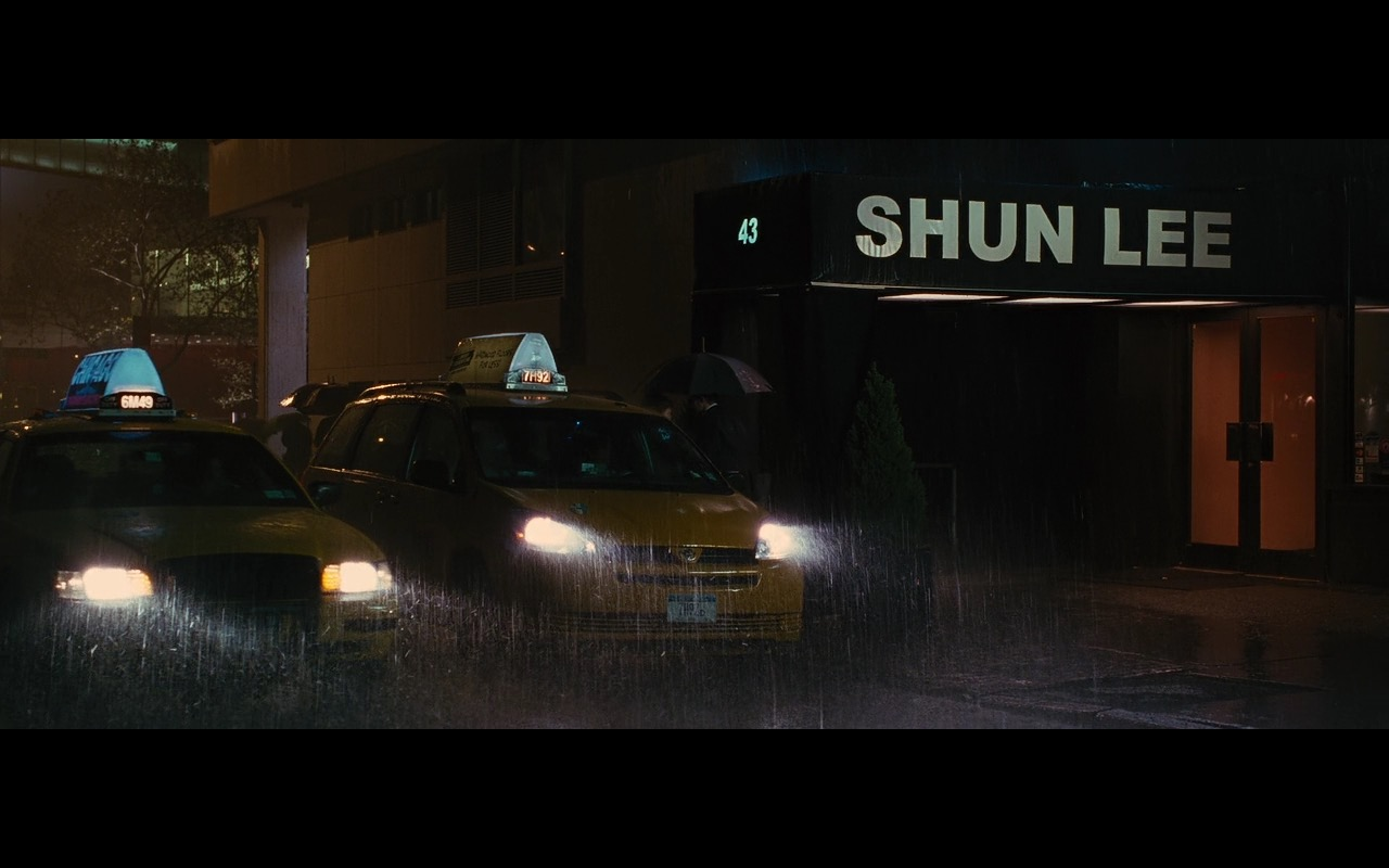 Shun Lee West (Chinese Cuisine) – Wall Street: Money Never Sleeps (2010) Movie Product Placement