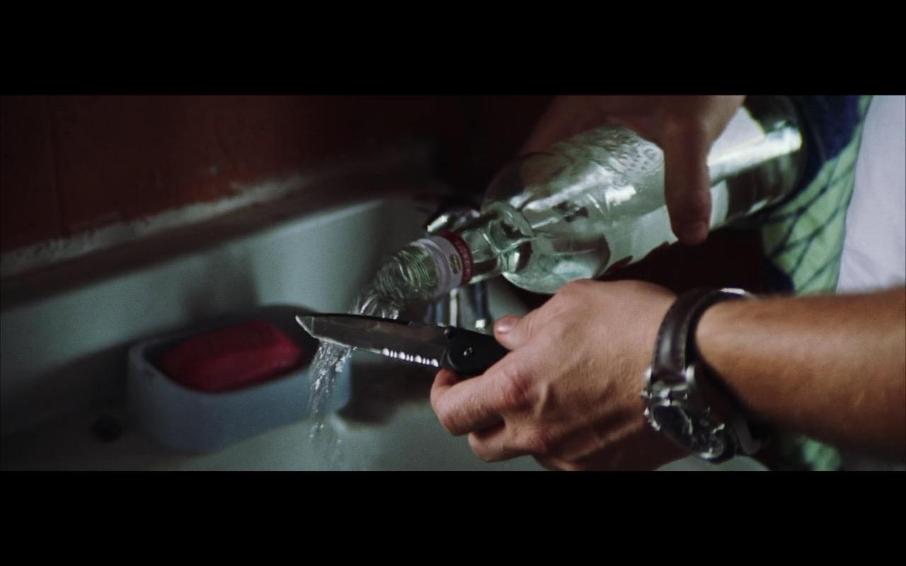 Smirnoff Vodka - Blood Diamond (2006) Movie Product Placement
