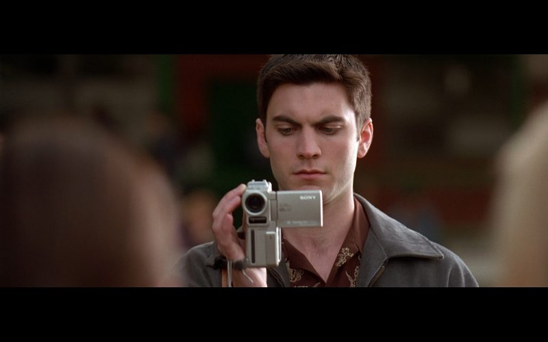 Sony DCR-PC1 Camcorder – American Beauty 1999 (1)