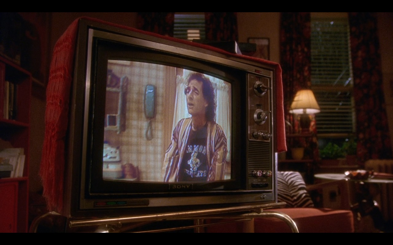 Sony TV - The Fisher King (1991) Movie Product Placement