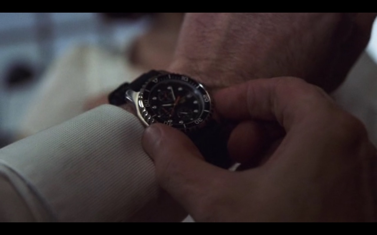 St. Moritz Storm Chrono Watch – I Spy (2002) Movie Product Placement
