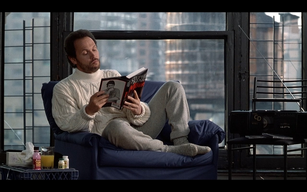 Stephen King - Misery (Book) - When Harry Met Sally… (1989) Movie Product Placement
