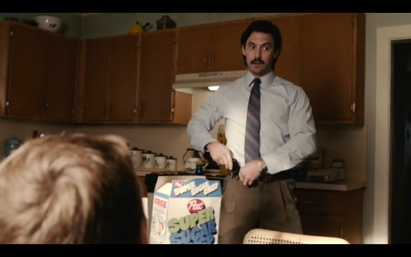 Super Sugar Crisp Cereal -  This Is Us TV Show Product Placement