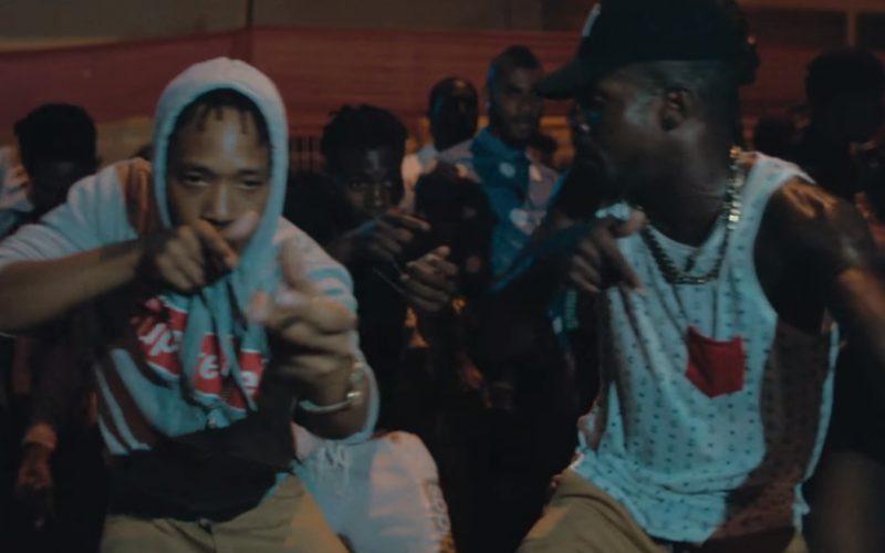 Supreme Hoodie – JAY-Z ft. Damian Marley – Bam