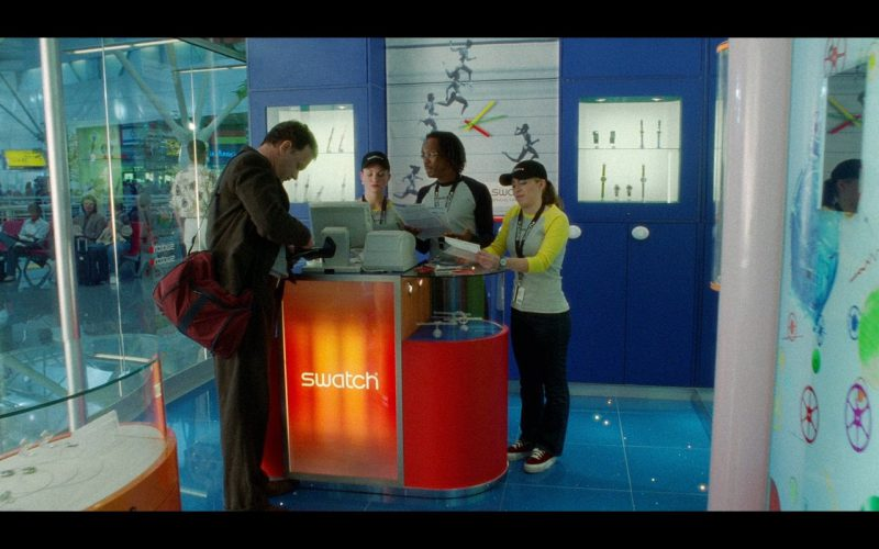 Swatch Watch Store – The Terminal 2004 (1)
