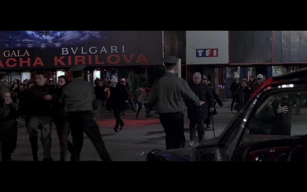 TF1 And Bulgari – Ronin (1998) Movie Product Placement