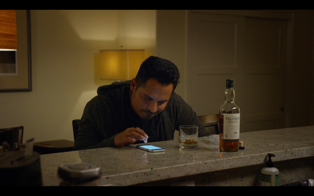 Talisker Whisky – CHIPS (2017) - Movie Product Placement