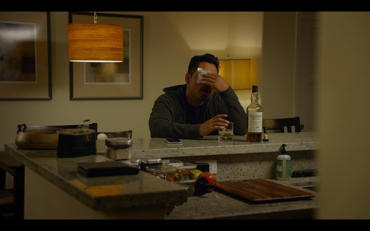 Talisker Whisky – CHIPS (2017) Movie Product Placement