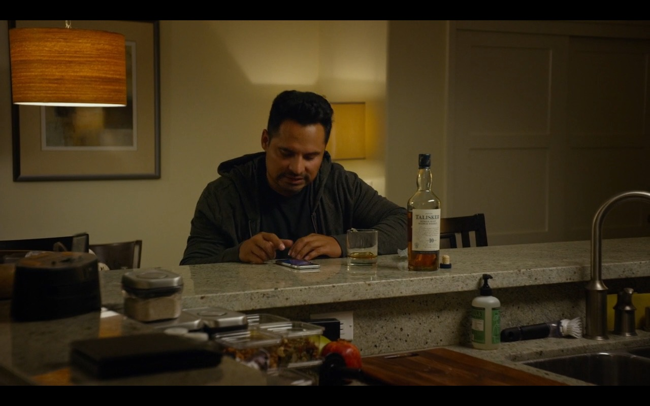 Seen In The Movie Talisker Whisky Chips 2017