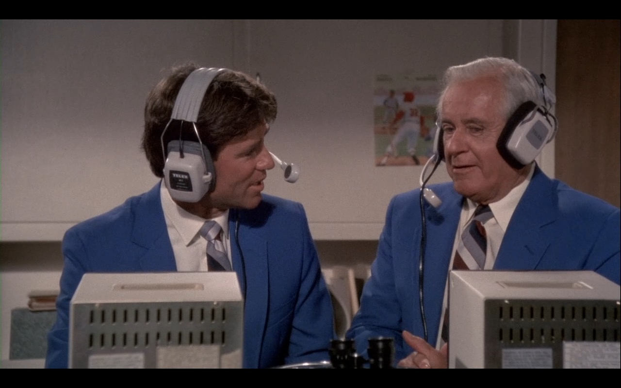 Telex Headsets – The Naked Gun: From the Files of Police Squad! (1988) - Movie Product Placement