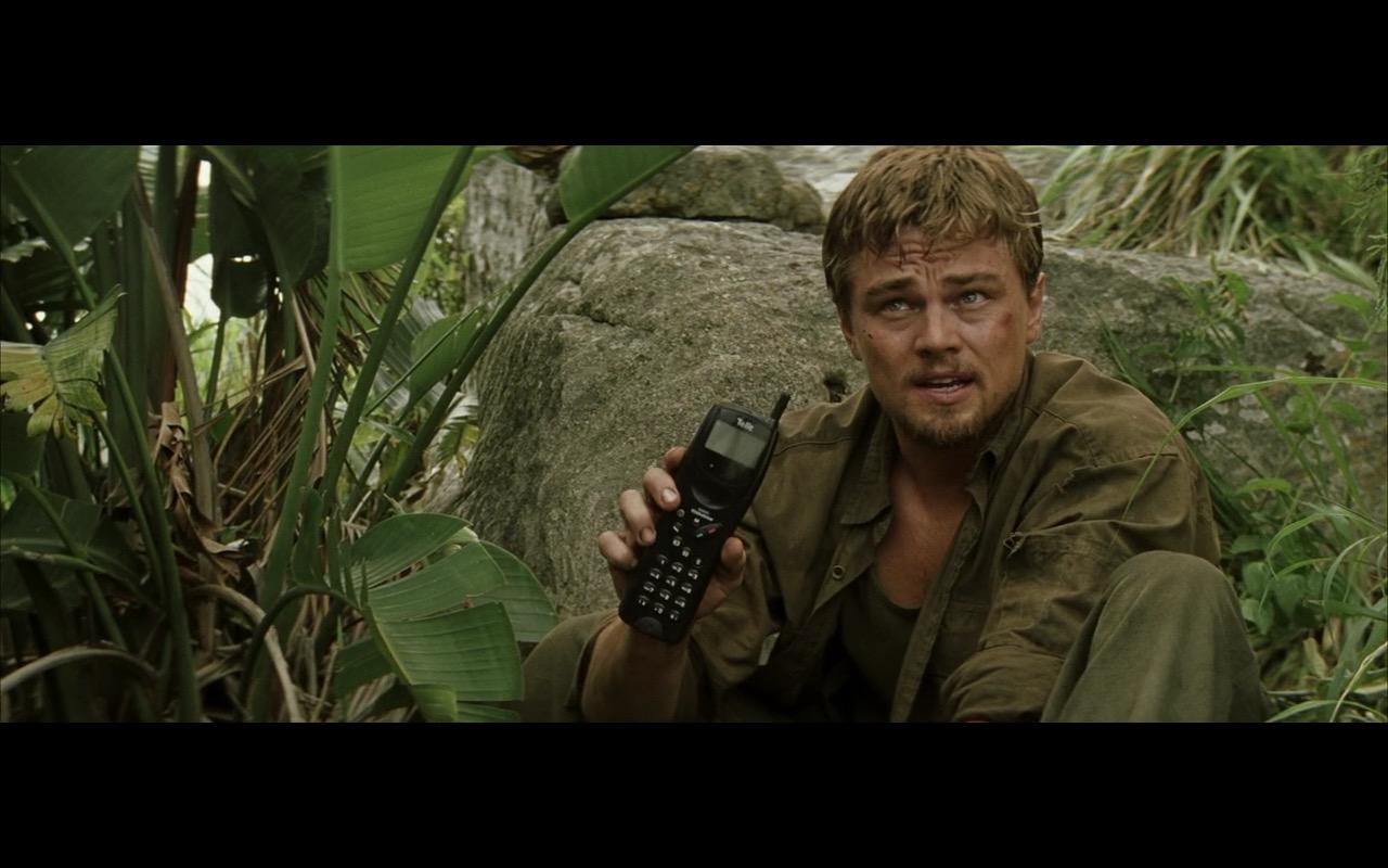 Telit Phone – Blood Diamond (2006) Movie Product Placement