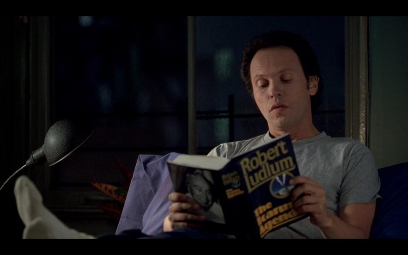 The Icarus Agenda Book by Robert Ludlum – When Harry Met Sally… (1989) Movie Product Placement