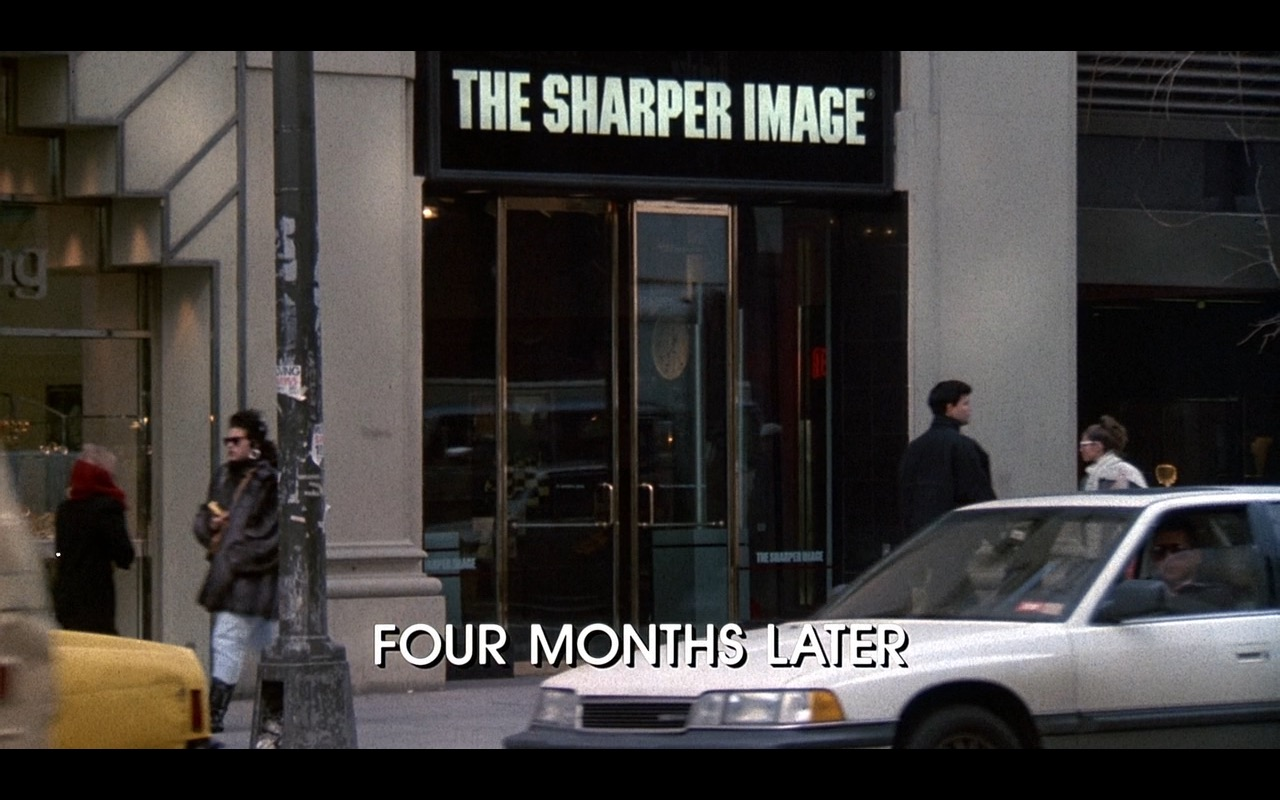 The Sharper Image – When Harry Met Sally… (1989) Movie Product Placement