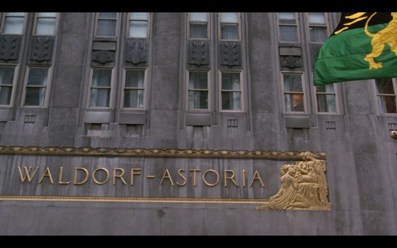 The Waldorf-Astoria Hotel – Coming to America (1)