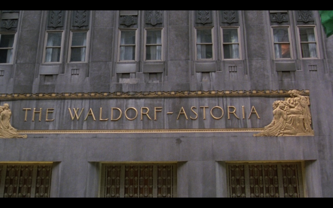 The Waldorf-Astoria Hotel – Coming to America (1988) Movie Product Placement