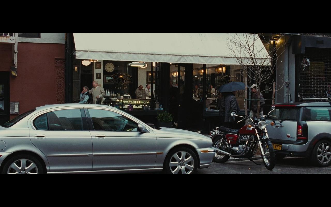 Tommy Gun's Original Barbershop – Wall Street: Money Never Sleeps (2010) Movie Product Placement