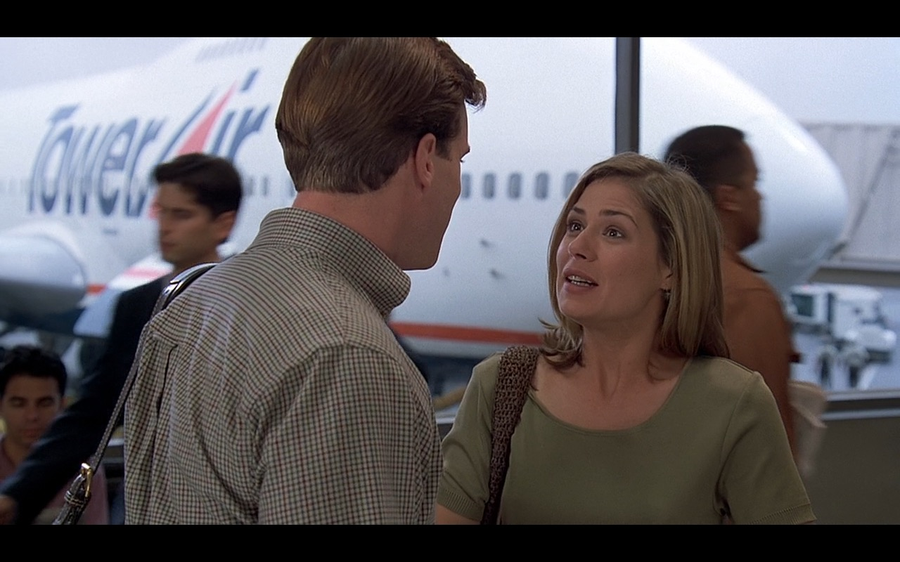 Tower Air Charter Airlines – Liar Liar (1997) Movie Product Placement