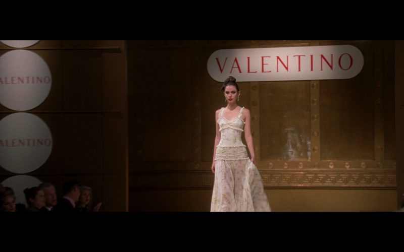 Valentino Dress – The Devil Wears Prada 2006 (1)