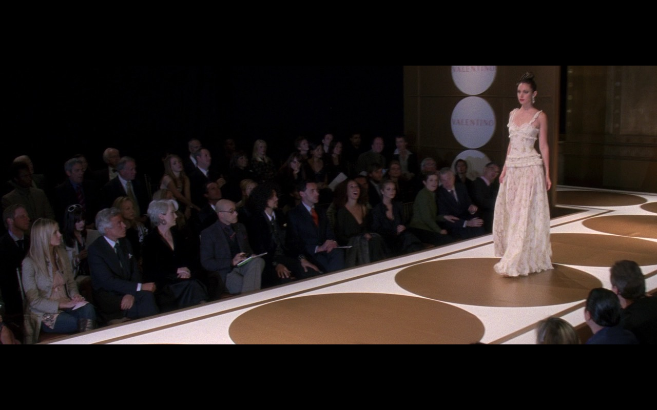 Valentino Dress – The Devil Wears Prada (2006) Movie Product Placement