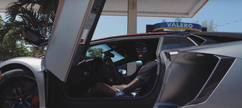 Valero - Meek Mill - Issues Official Music Video Product Placement