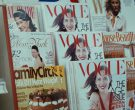 Vogue, House Beautiful, W Magazine, Seventeen, O, The Oprah Magazine and Family Circle magazines – Sex and the City (2)
