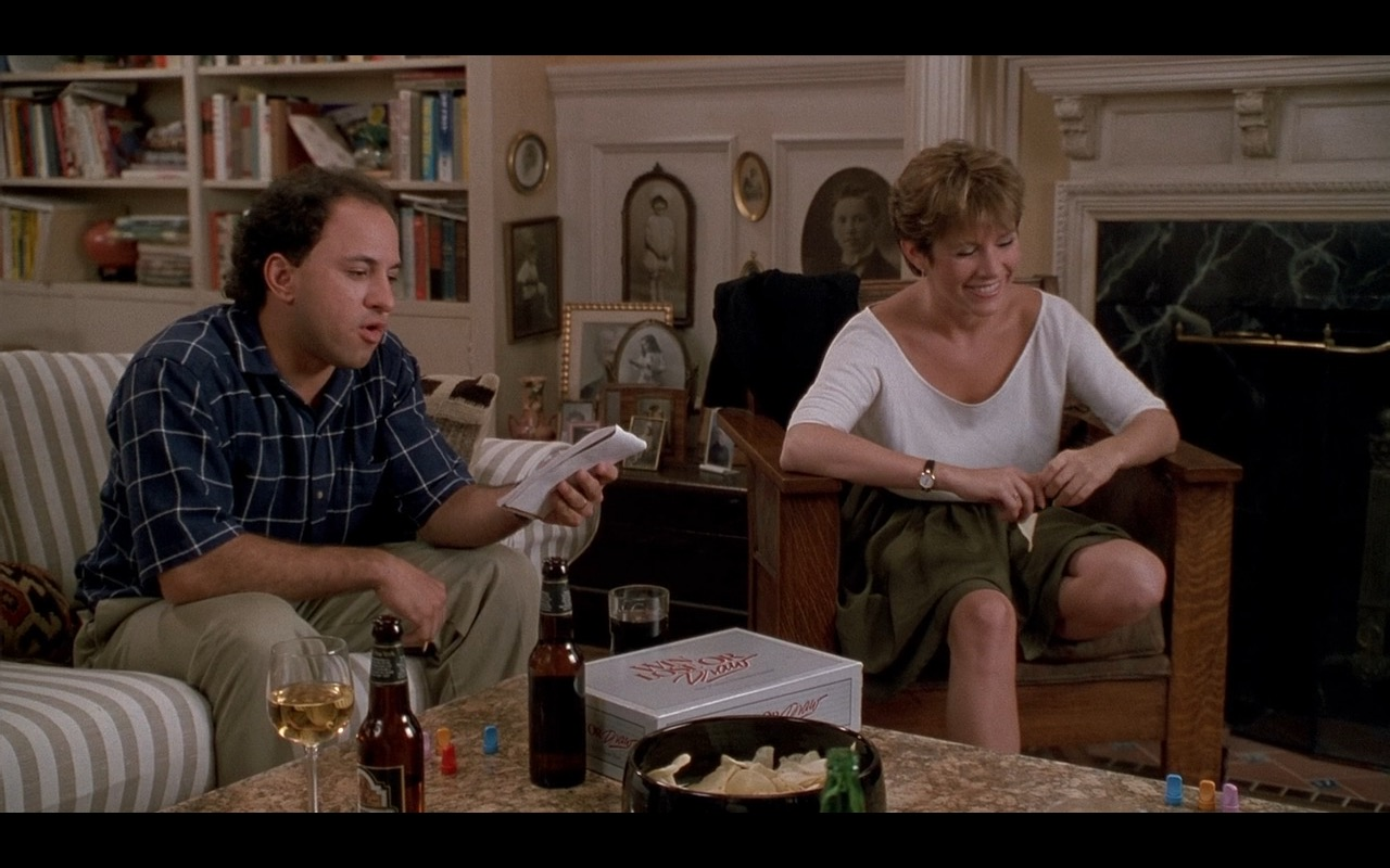 Win, Lose or Draw Board Game – When Harry Met Sally… (1989) Movie Product Placement