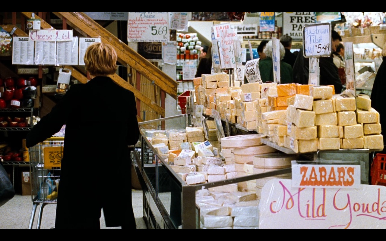 Zabar's – You've Got Mail (1998) Movie Product Placement