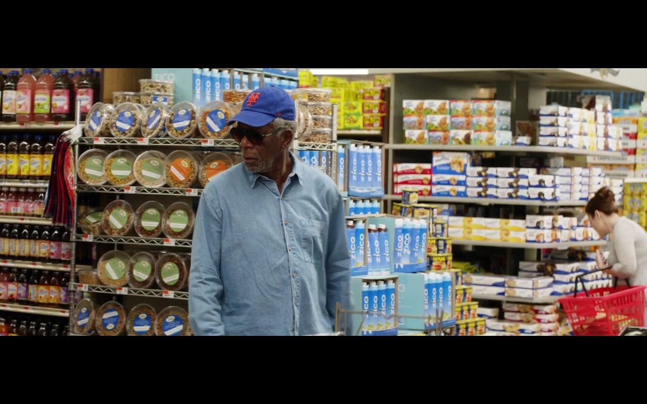 Zico Pure Coconut Water – Going in Style (2017) Movie Product Placement